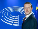 Zuckerberg a Bruxelles,focus su digitale, democrazia, privacy (ANSA)