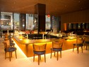 The Bar Room at the new Four Seasons ( Credit Nicole Craine for The New York Times) (ANSA)