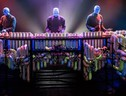 Blue Man Group (ANSA)