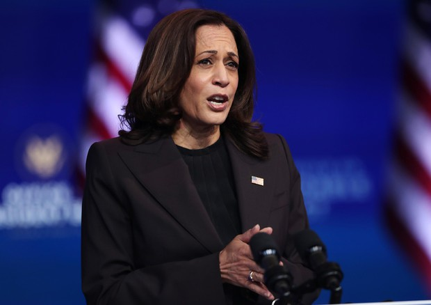 Kamala Harris, vice presidente Usa © AFP