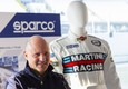 Sparco-Martini Racing: nuova partnership celebrata a Torino (ANSA)