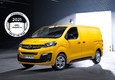 Opel Vivaro-e è l'International Van of the Year 2021 (ANSA)
