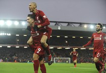 Premier League: Liverpool-Crystal Palace 4-3 (ANSA)