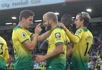 Norwich City vs Manchester City (ANSA)