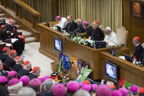 Pope Francis Amazon synod at the Vatican (ANSA)