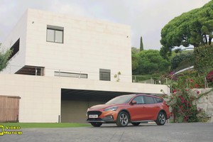 Ford Focus Active (ANSA)