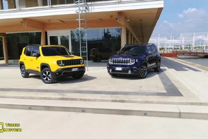 Jeep Renegade MY 19 (ANSA)