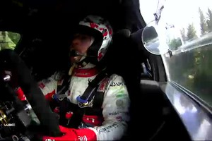 GLI HIGHLIGHTS DEL RALLY DI FINLANDIA - Video 6 (ANSA)