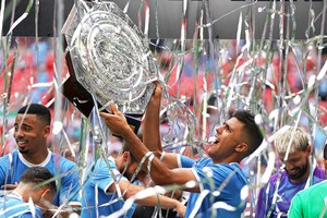 6-5 ai rigori, Manchester City vince Community Shield (ANSA)