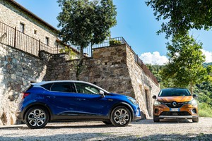 Renault Captur E-TECH plug-in hybrid (ANSA)