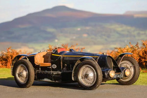 Bugatti Type 59 Sports (ANSA)