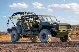 GM Defense vince gara US Army, primo lotto 649 veicoli ISV (ANSA)