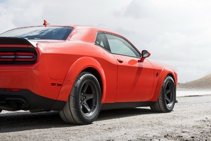 Dodge Challenger Srt Super Stock  (ANSA)