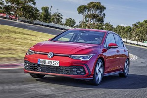 Vw Nuova Golf GTI, evoluzione high tech del Dna originale (ANSA)