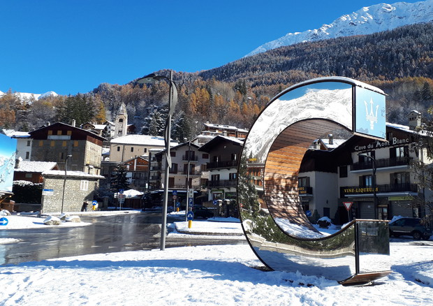 Courmayeur, dal primo Design weekend ad Autori in vetta © ANSA