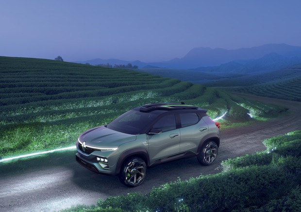 Renault Kiger, la show-car che punta all'India © ANSA