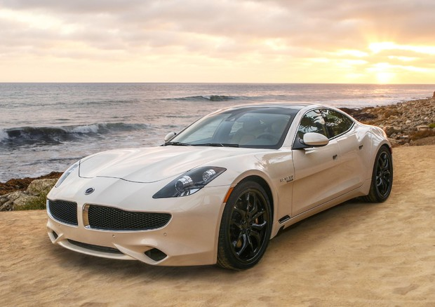 Karma Automotive, debutto europeo a Ginevra con Revero © ANSA