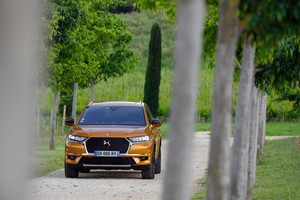 DS 7 Crossback 225 (ANSA)