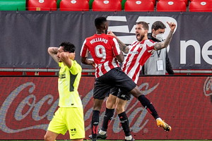 Athletic Club - Atletico de Madrid (ANSA)