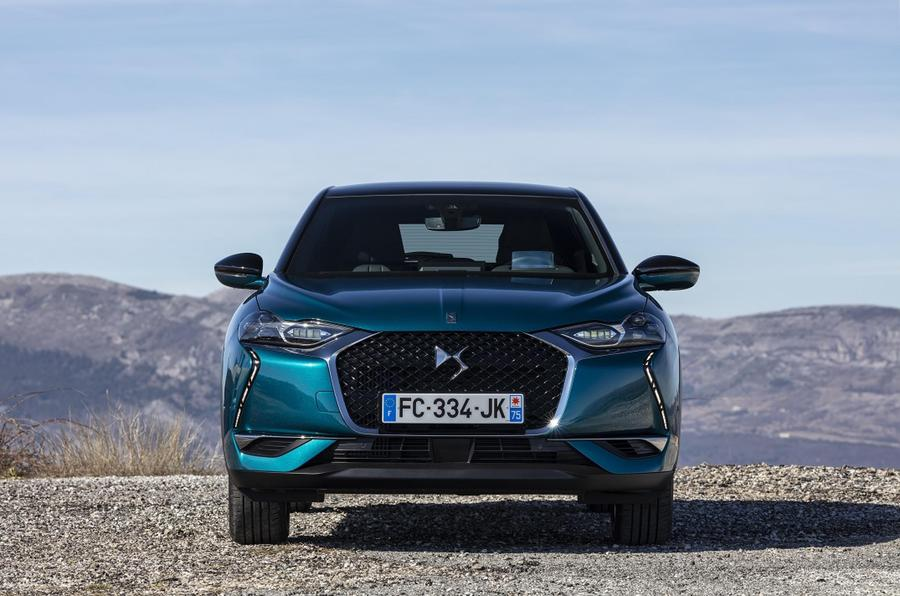 DS 3 Crossback, sistemi hi tech © Ansa